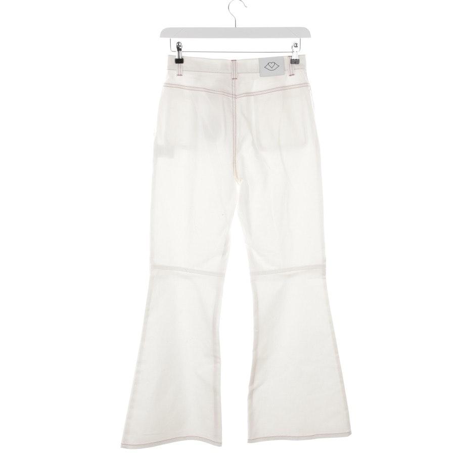 Jeans von See by Chloé in Weiß Gr. 34 FR 36 - Neu