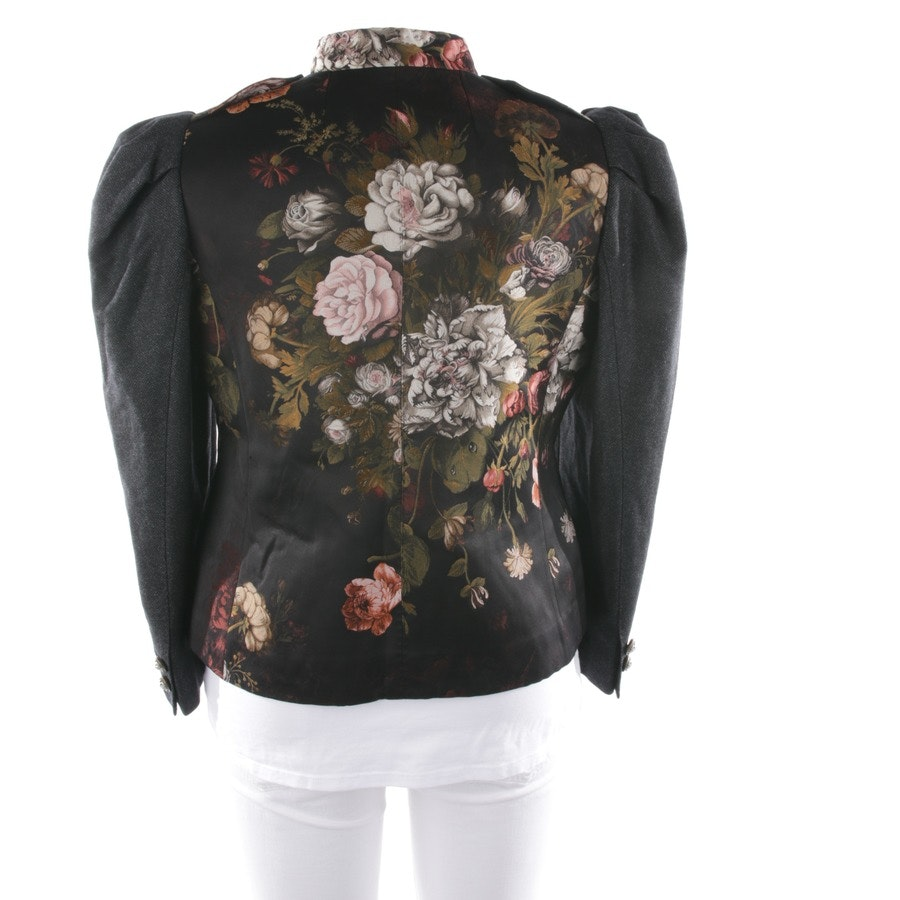 Blazer von Dolce & Gabbana in Multicolor Gr. 42 IT 48