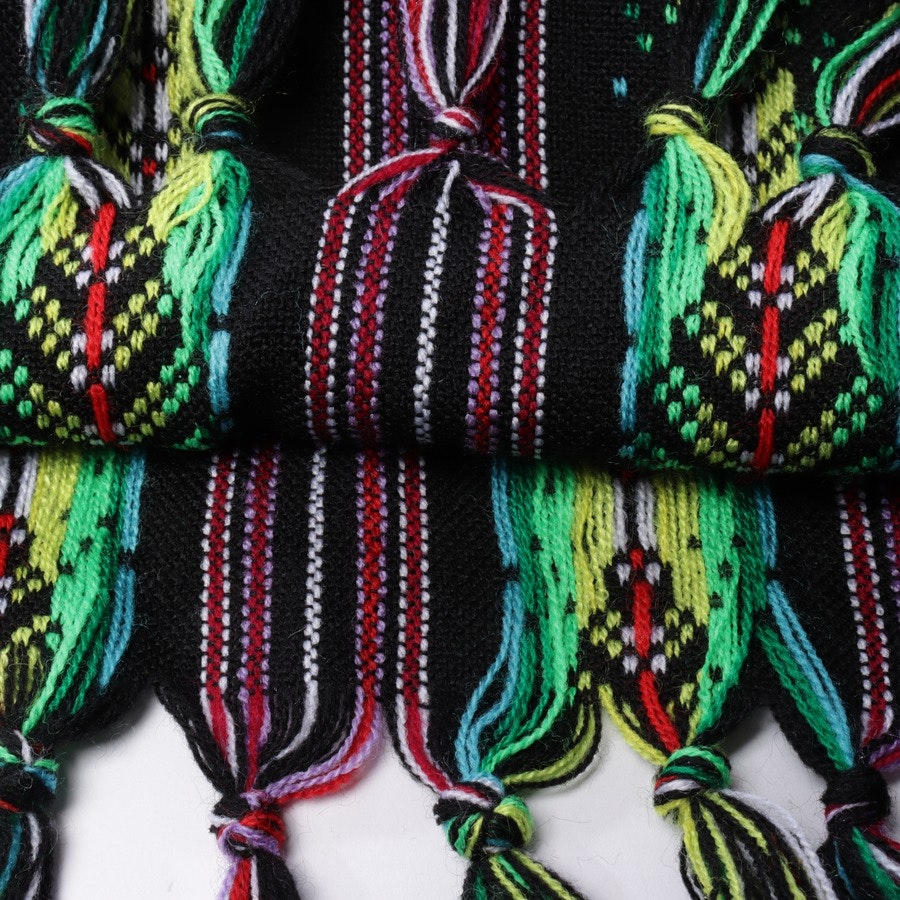 blouses & tunics from Miguelina in black and multicolor size One Size
