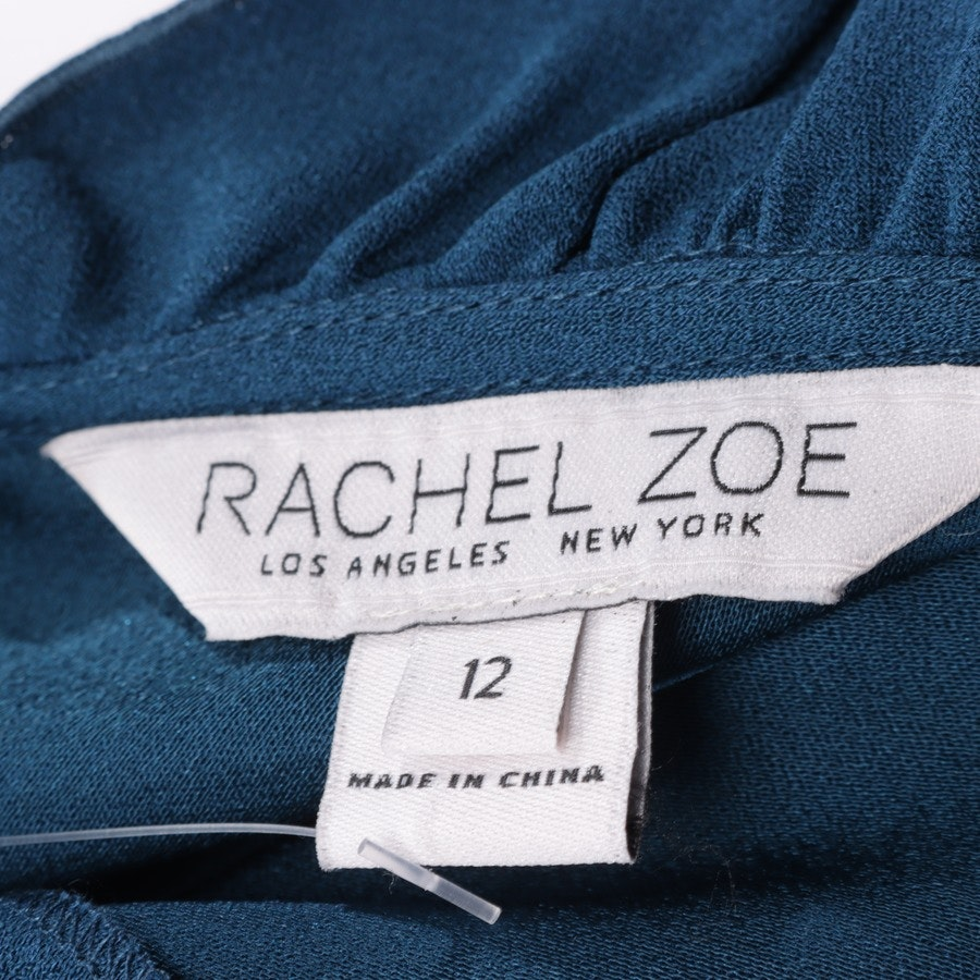 dress from Rachel Zoe in petrol size 42 US 12