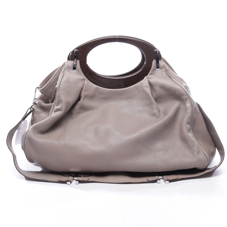 handbag from Marni in taupe