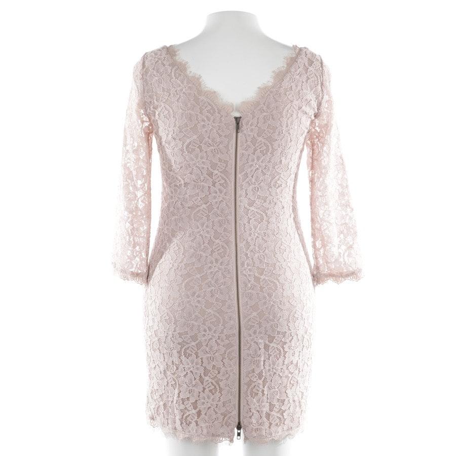 Kleid von Diane von Furstenberg in Nude Gr. DE 42 US 12 - Zarita