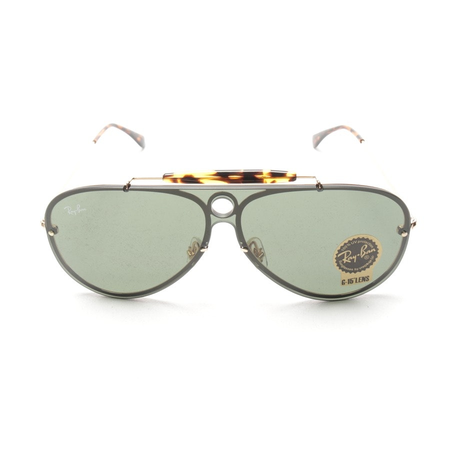 sunglasses from Ray Ban in gold - new - rb3581-n
