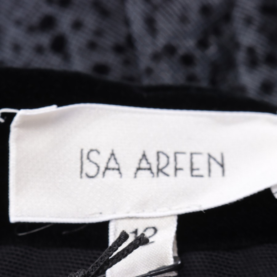 dress from Isa Arfen in black and grey size 40 UK 12 - new