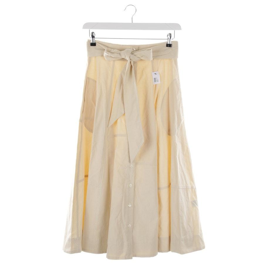 skirt from Lisa Marie Fernandez in beige size 38 / 3 - new