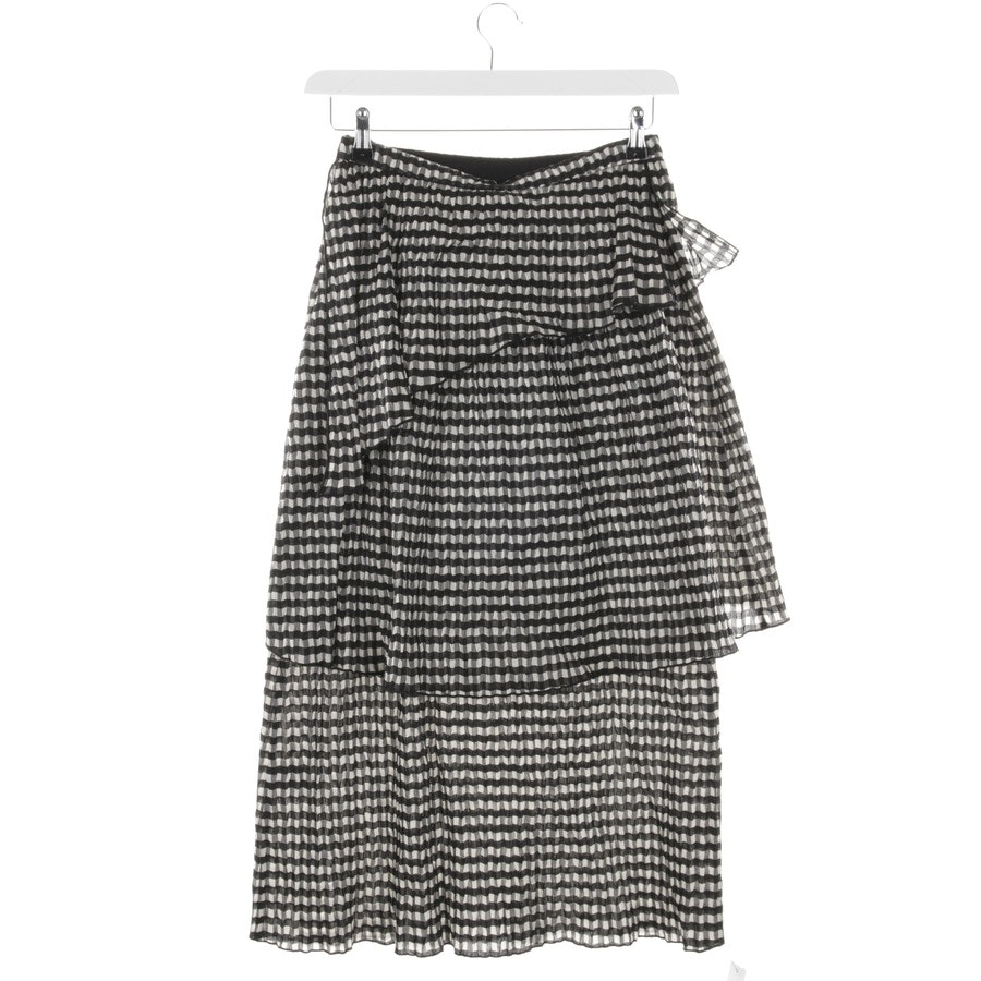 skirt from Rosie Assoulin in black and white size 34 US 4 - new