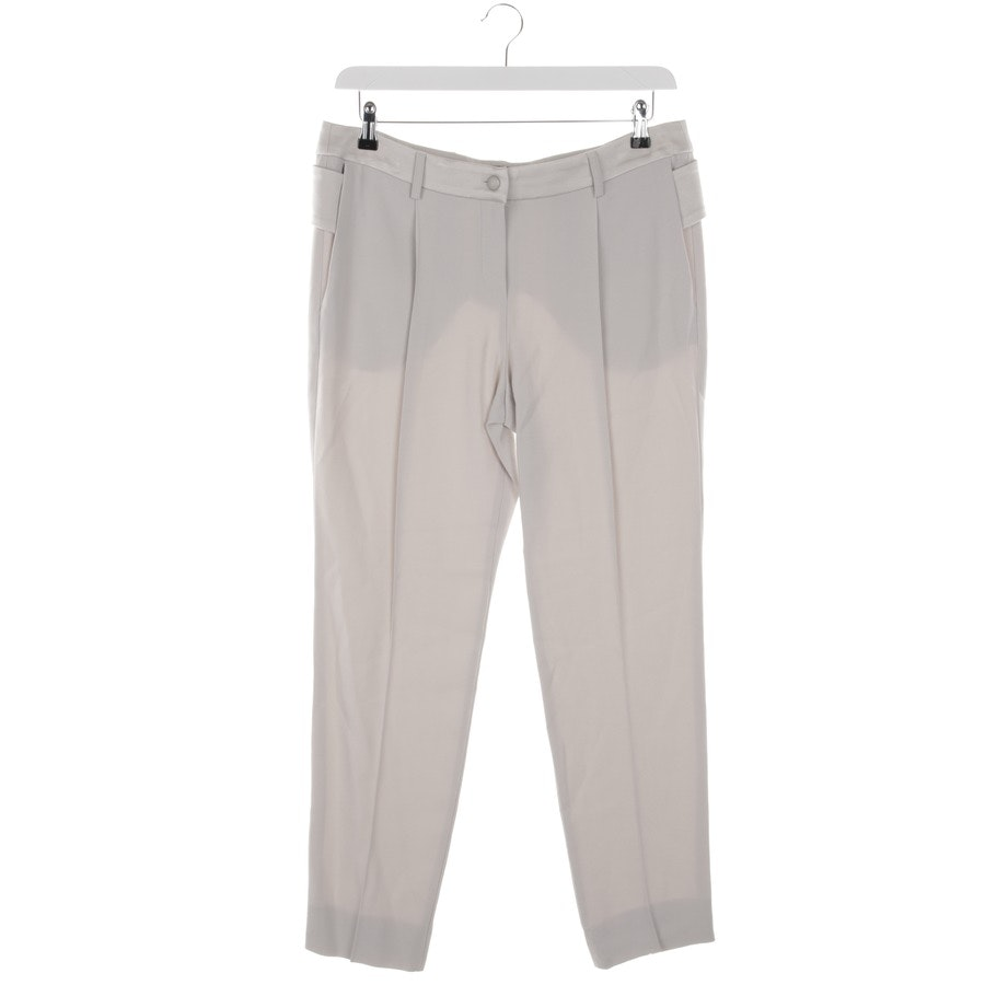 trousers from Emporio Armani in grey size 40