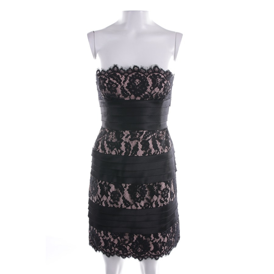 Kleid von BCBG Max Azria in Schwarz und Rosa Gr. 30 US 0
