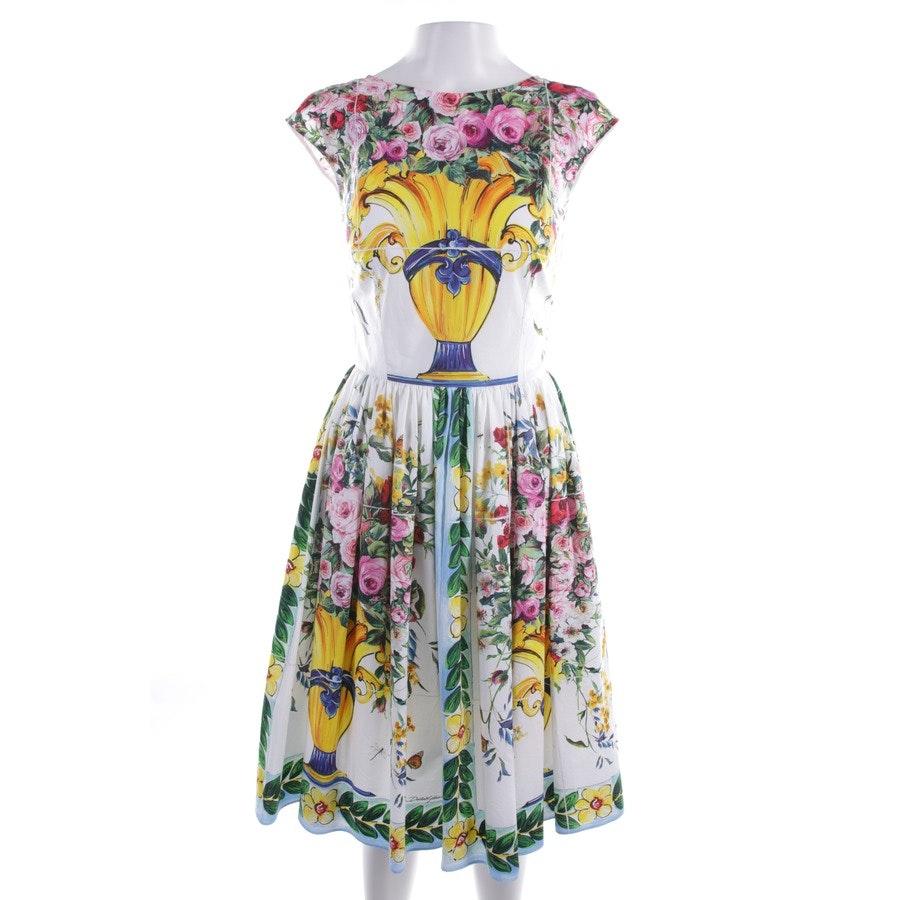 Kleid von Dolce & Gabbana in Multicolor Gr. 30 IT 36