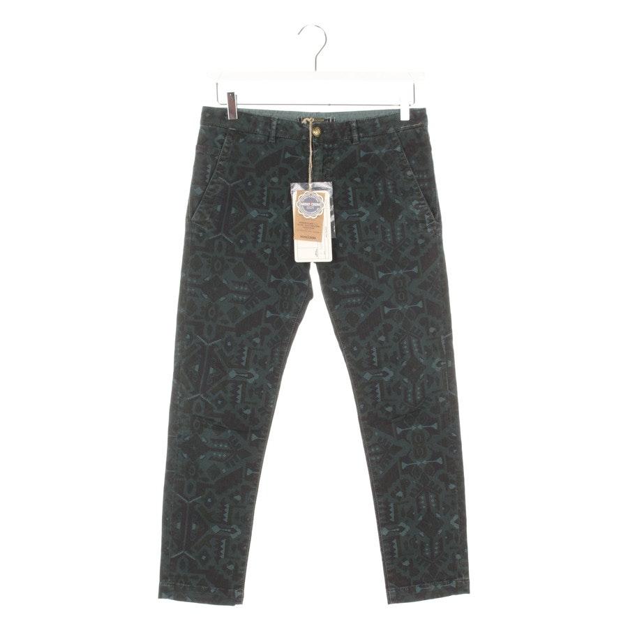 Jeans von Monocrom in Multicolor Gr. W27 - Neu