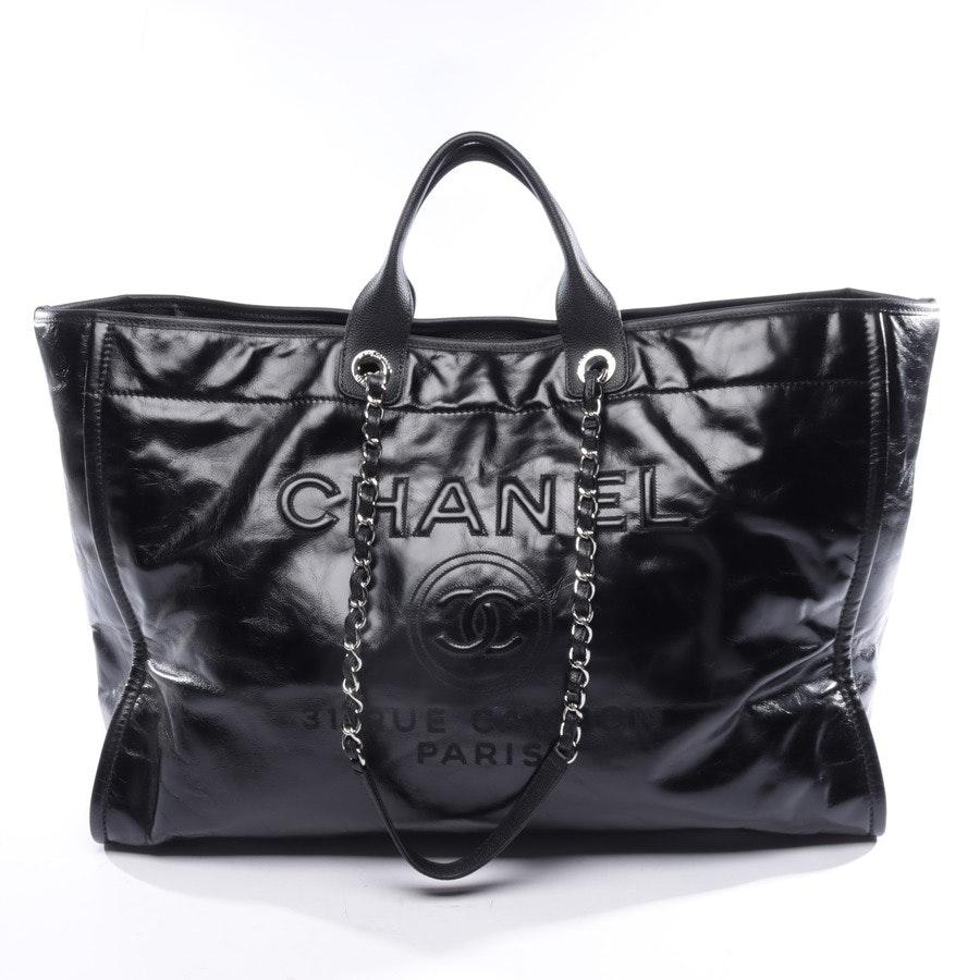 Shopper von Chanel in Schwarz - Deauville