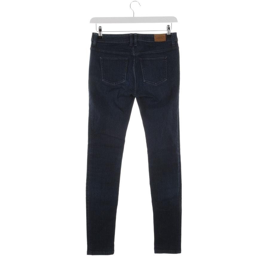 Jeans von Burberry Brit in Dunkelblau Gr. W28