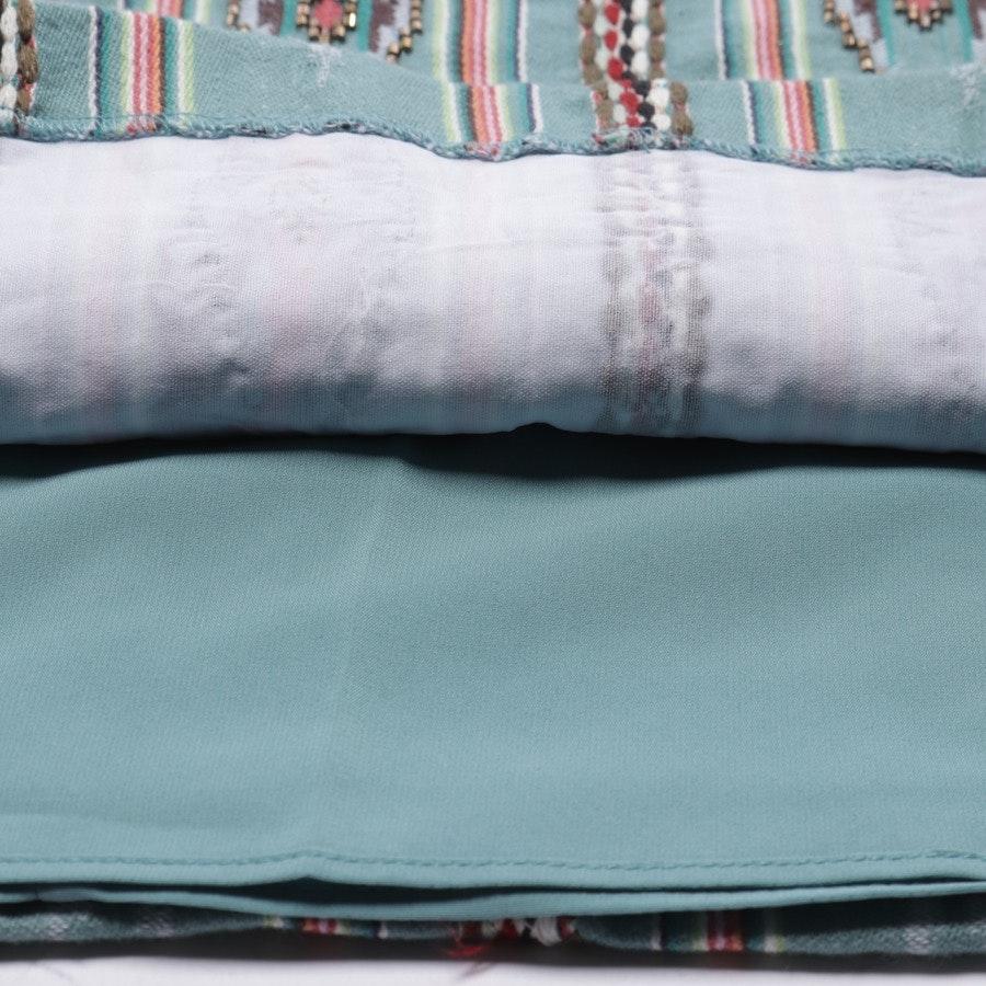 Kleid von Alice + Olivia in Multicolor Gr. 40 US 10