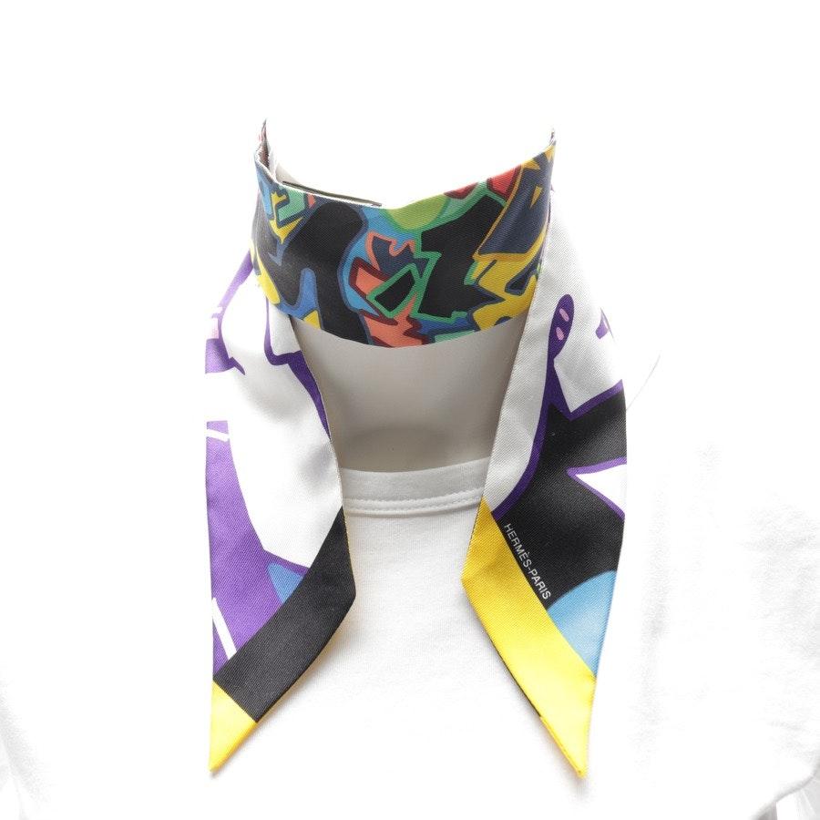 Seidentuch von Hermès in Multicolor - Twilly
