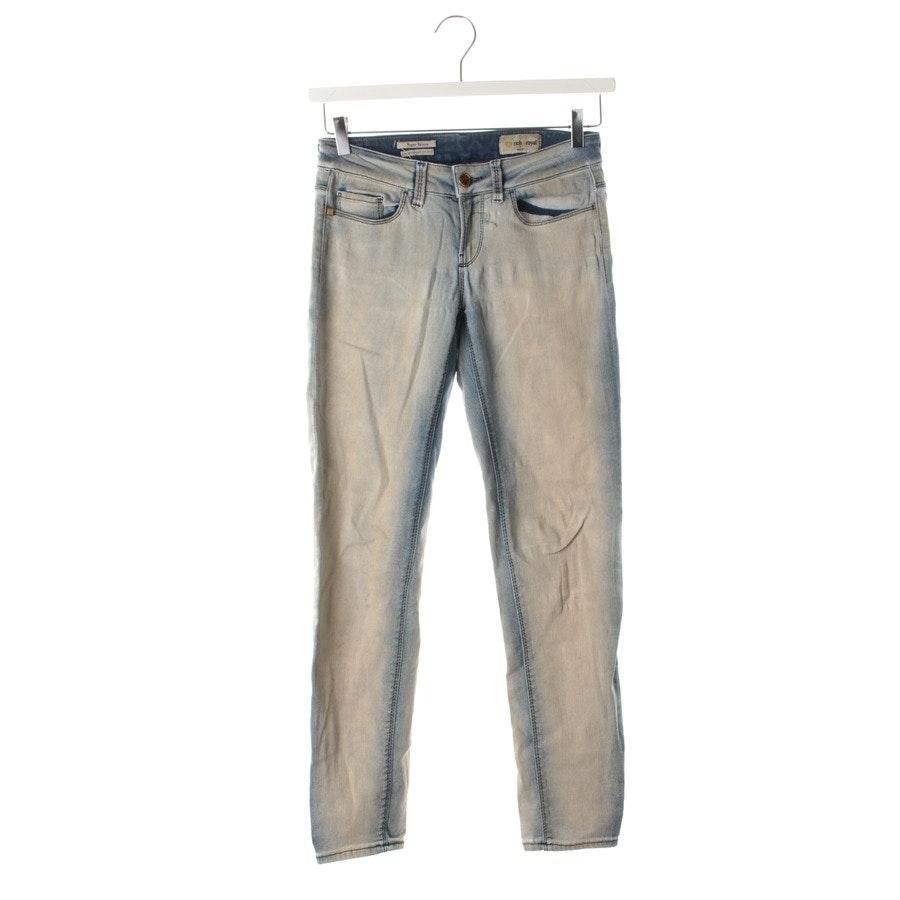 Jeans von Rich & Royal in Blau Gr. W27 - Super Skinny