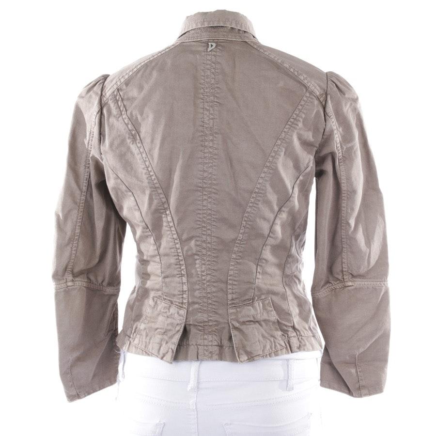 blazer from Dondup in brown size DE 36 IT 42