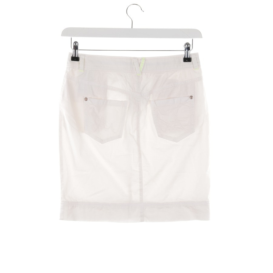 skirt from Marc Cain Sports in cream size 34 N 1