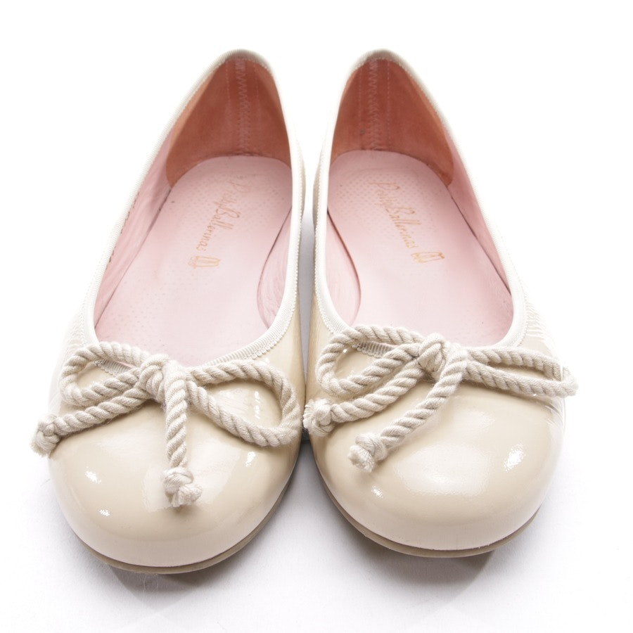 Ballerinas von Pretty Ballerinas in Beige Gr. EUR 37