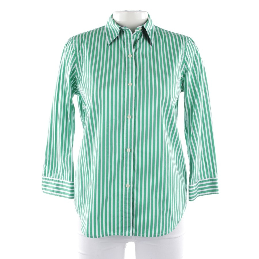 blouses & tunics from Lauren Ralph Lauren in green and white size M