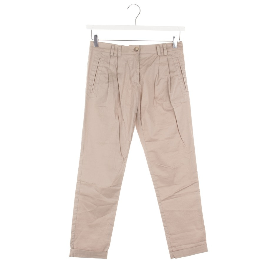 trousers from Please in taupe size XS