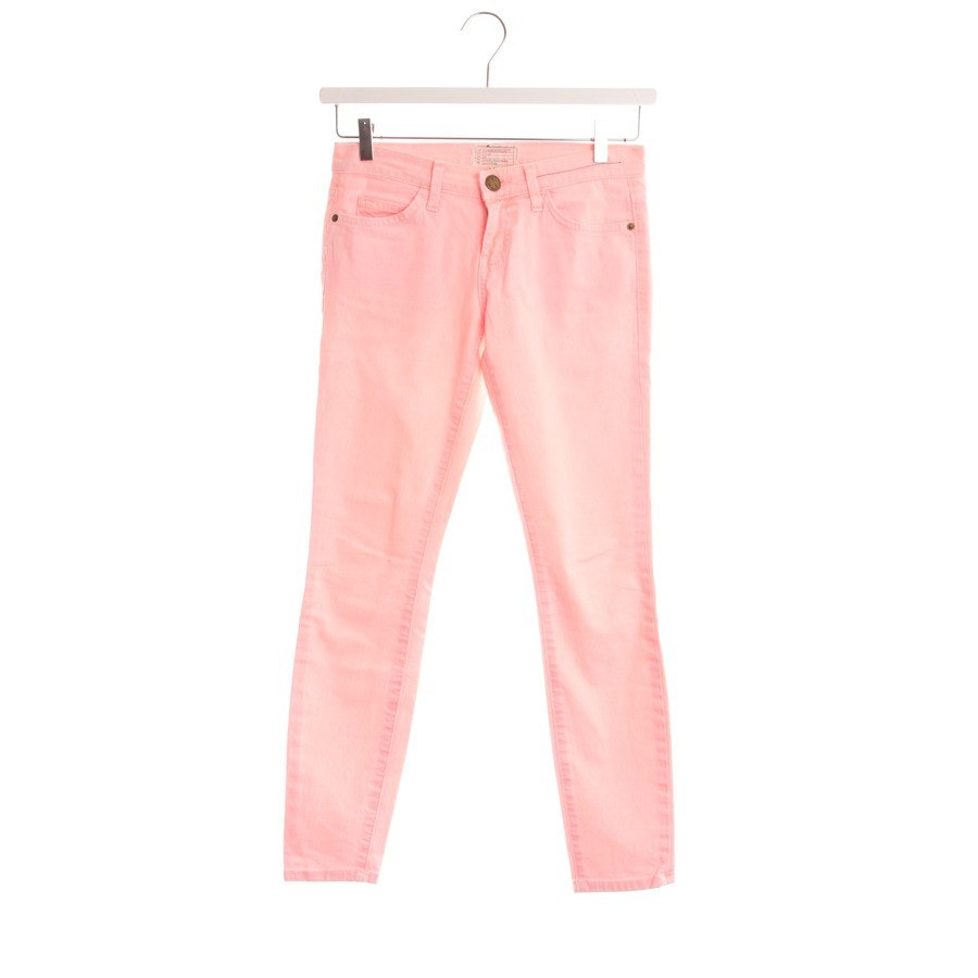 Jeans von Current/Elliott in Lachsrosa Gr. W25 - The Stiletto!
