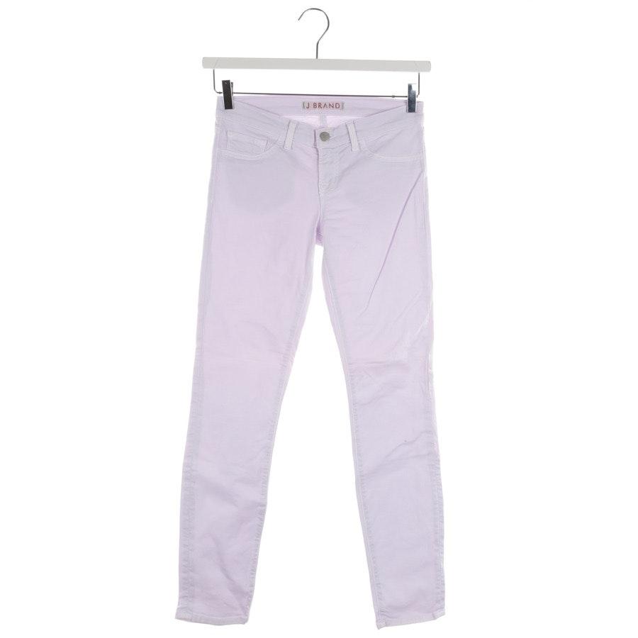Jeans von J Brand in Flieder Gr. W26 - Skinny Leg