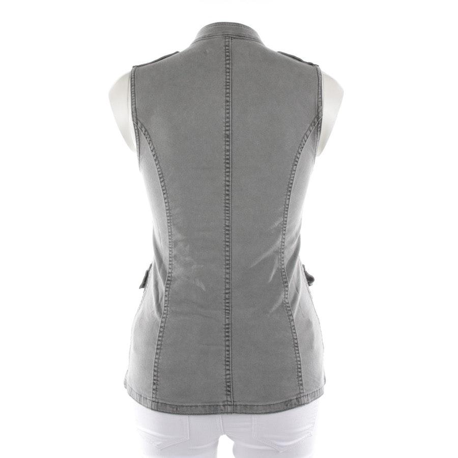 waistcoat from J Brand in grey size XS