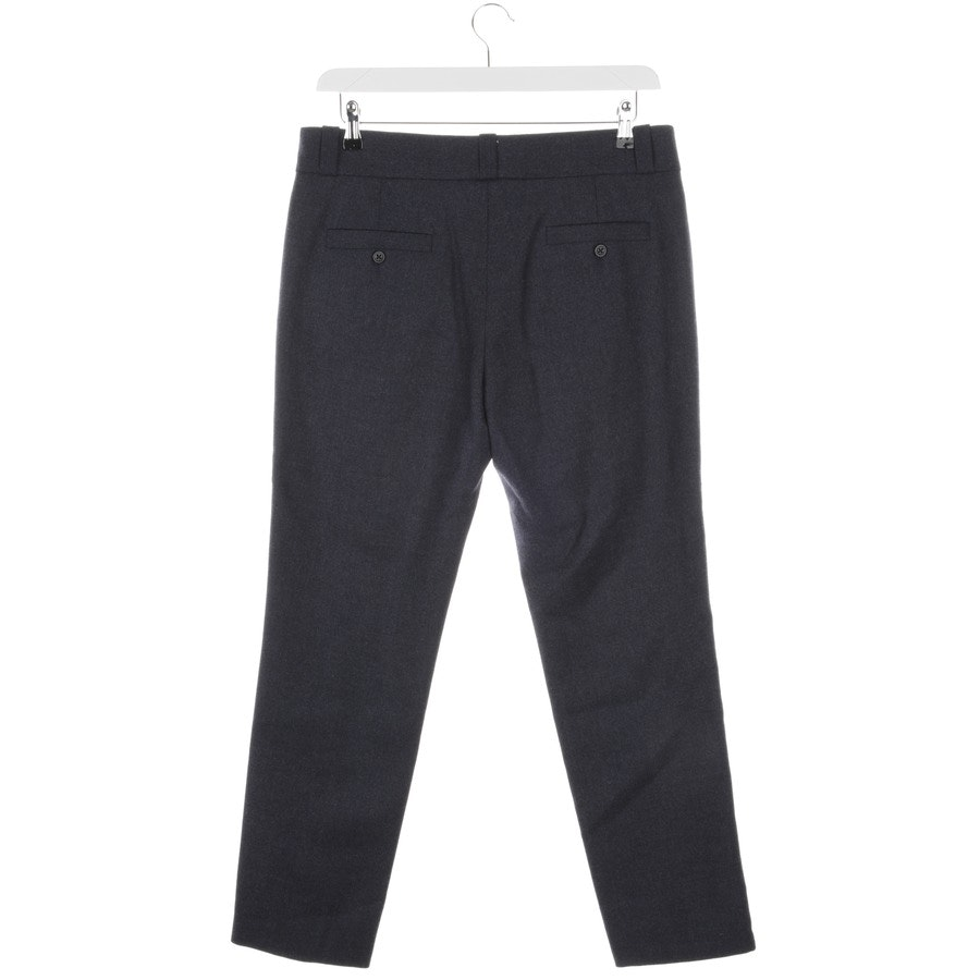 trousers from Marc Jacobs in night blue and black size 50