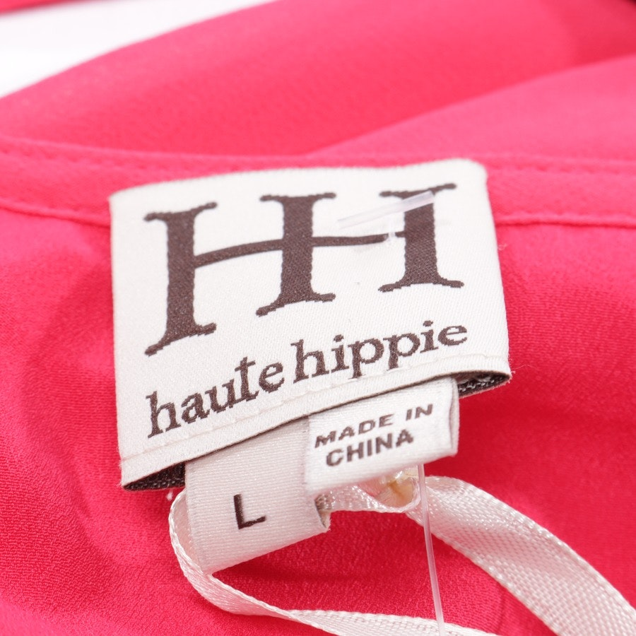dress from Haute Hippie in pink size L - new