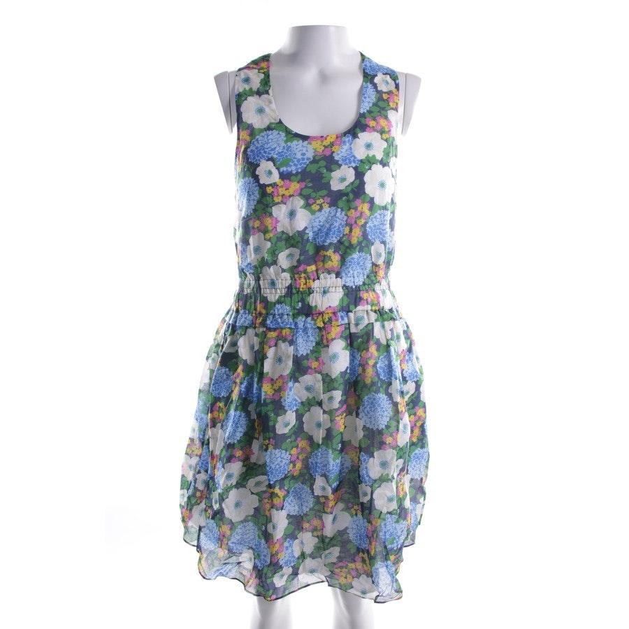 Kleid von Carven in Multicolor Gr. 38 FR 40