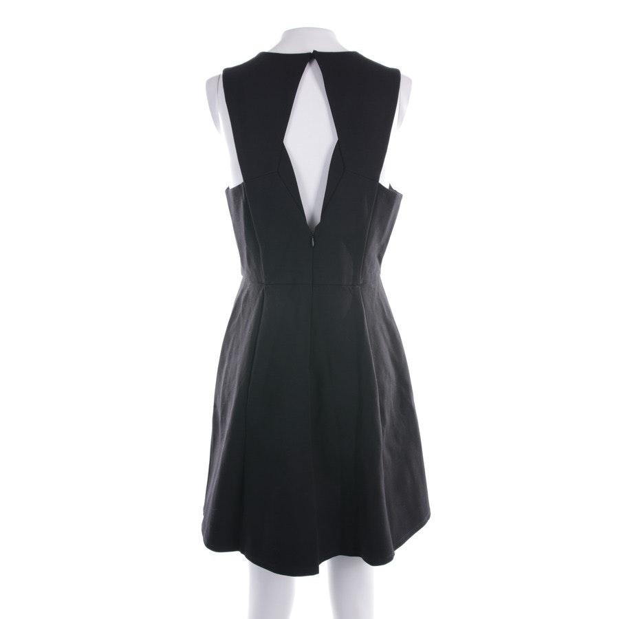 Kleid von Halston Heritage in Schwarz Gr. 38 US 8