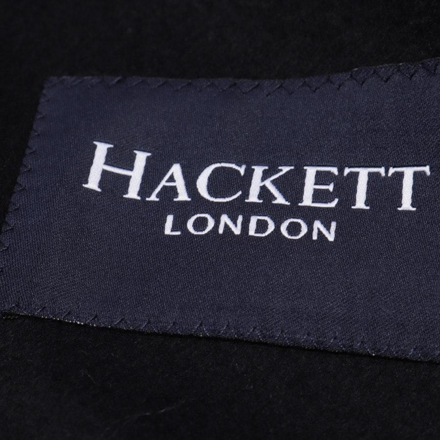 Sakko von Hackett London in Schwarz Gr. 46