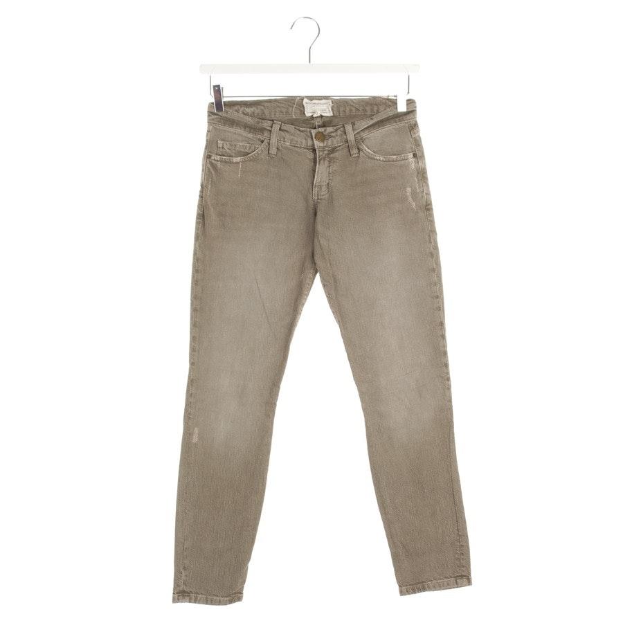 Jeans von Current/Elliott in Khaki Gr. W25