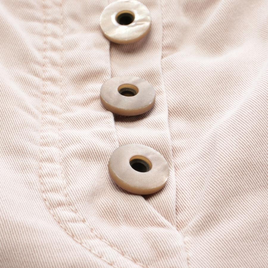 Jeans von Brunello Cucinelli in Altrosa Gr. 38