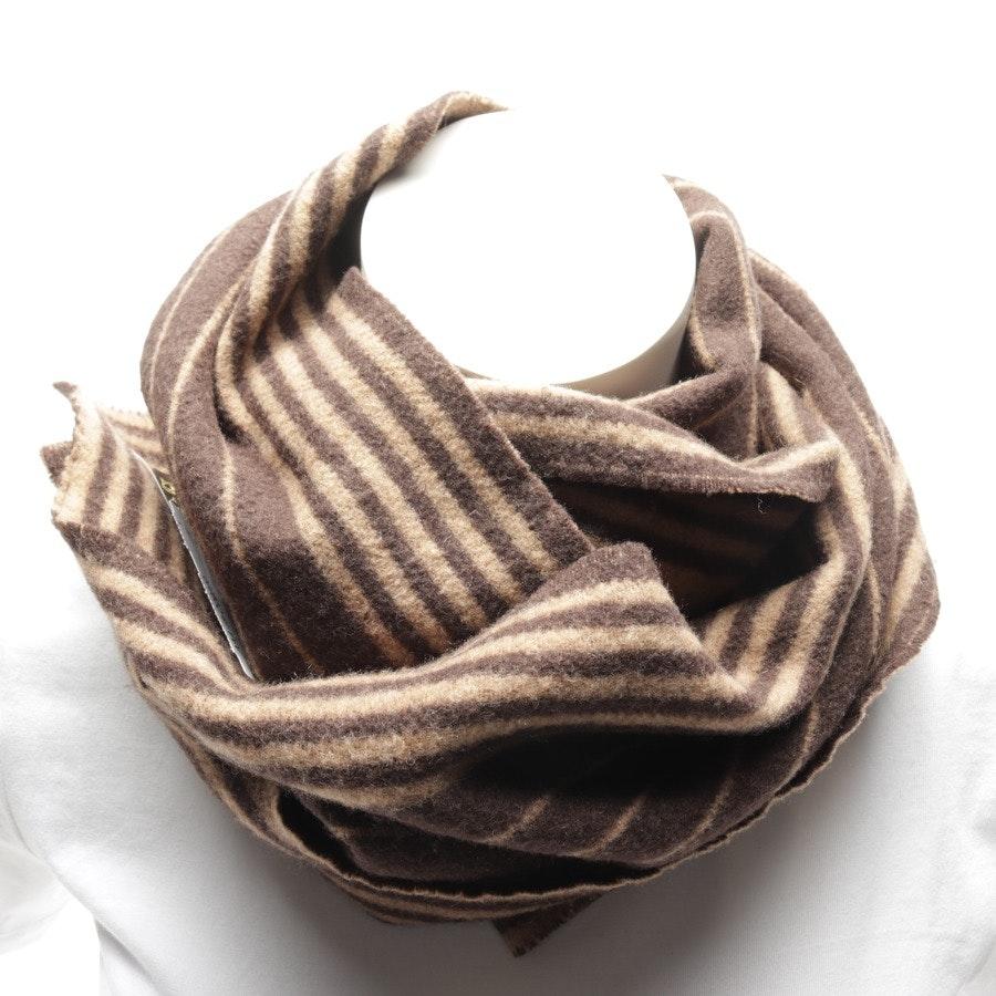 Schal von Louis Vuitton in Braun und Beige