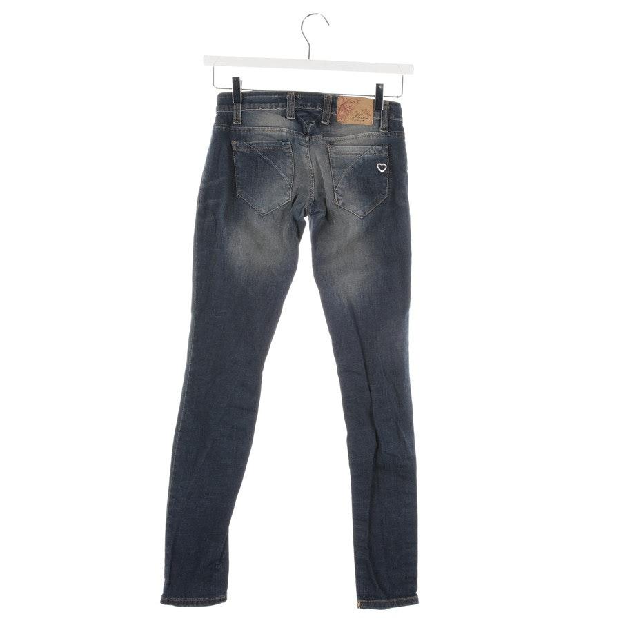 Jeans von Please in Blau Gr. XS