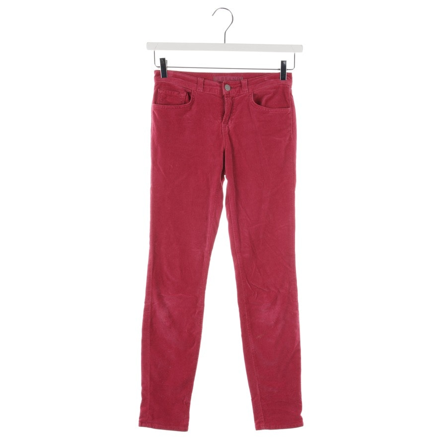 jeans from J Brand in red size W24 - skinny leg