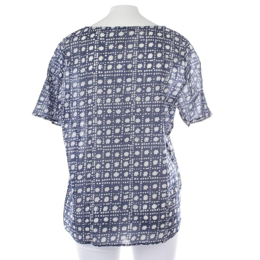 Shirt von Tommy Hilfiger in Blau und Weiß Gr. S