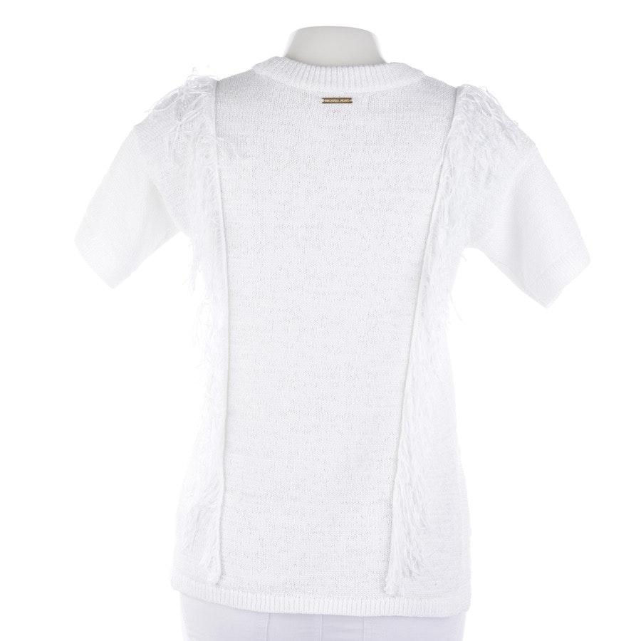 Pullover von Michael Kors in Weiß Gr. XS