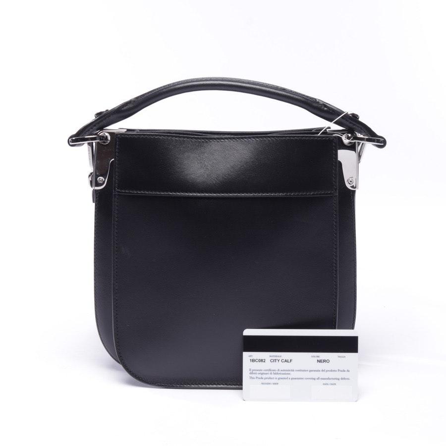 Handtasche von Prada in Schwarz - Margit