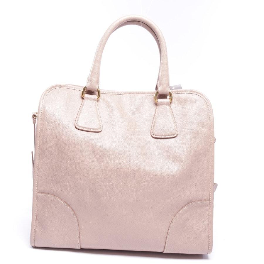 Handtasche von Prada in Rosenholz
