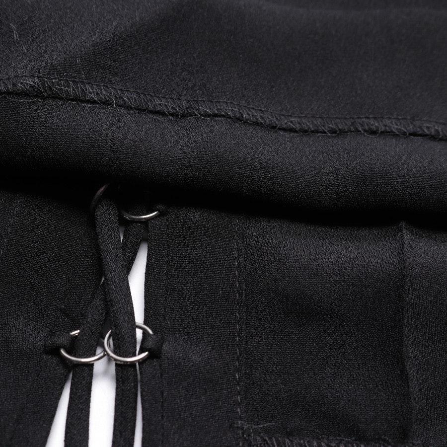 Bluse von Iro in Schwarz Gr. 32 FR 34