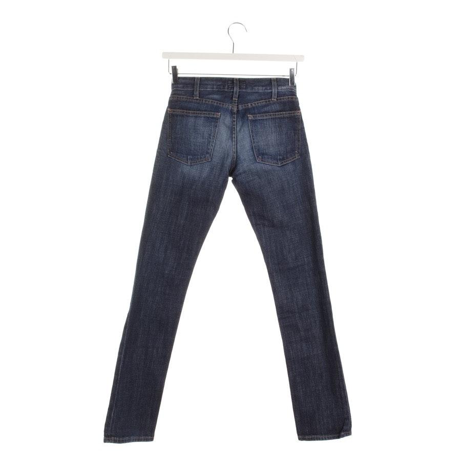 jeans from Current/Elliott in dark blue size W24