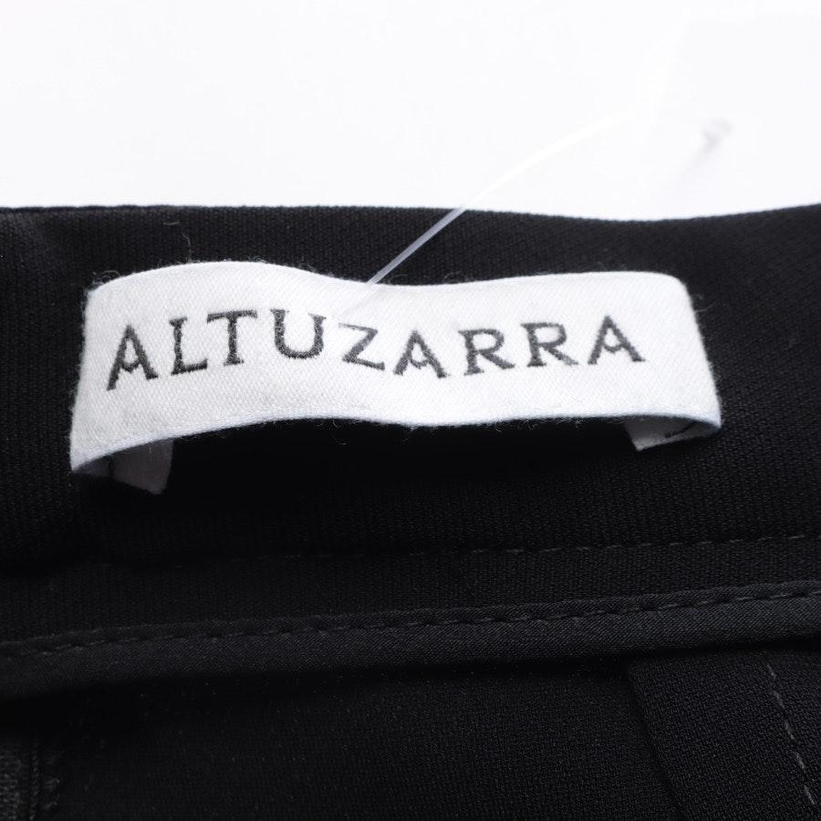 Rock von Altuzarra in Schwarz Gr. 32 FR 34