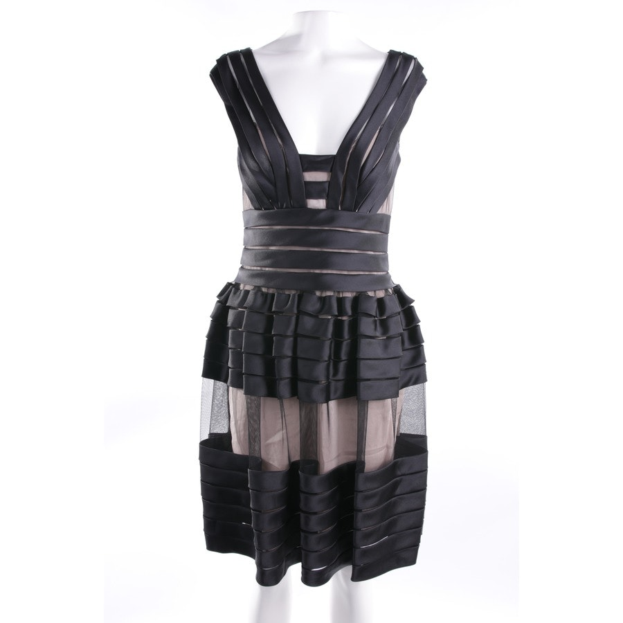 dress from Temperley London in black and pink size 34 US 4