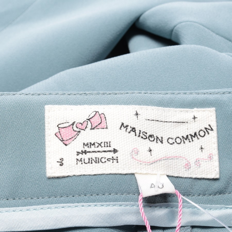 trousers from Maison Common in mint green size 40 - new