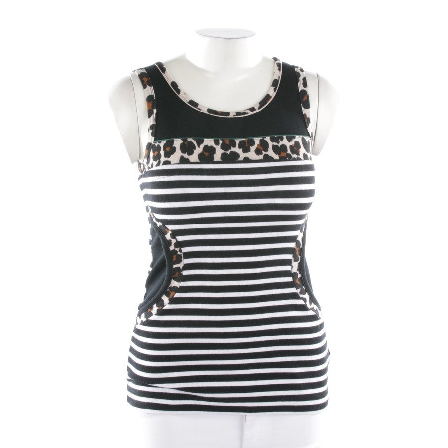 Top von Marc Cain Sports in Multicolor Gr. 38 N3