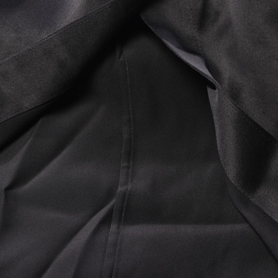 Seidenkleid von Michelle Mason in Schwarz Gr. 34 US 4 - Neu
