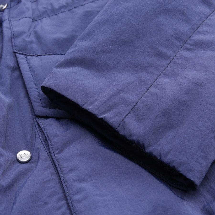 winter coat from IQ Berlin in blue size DE 36 - new