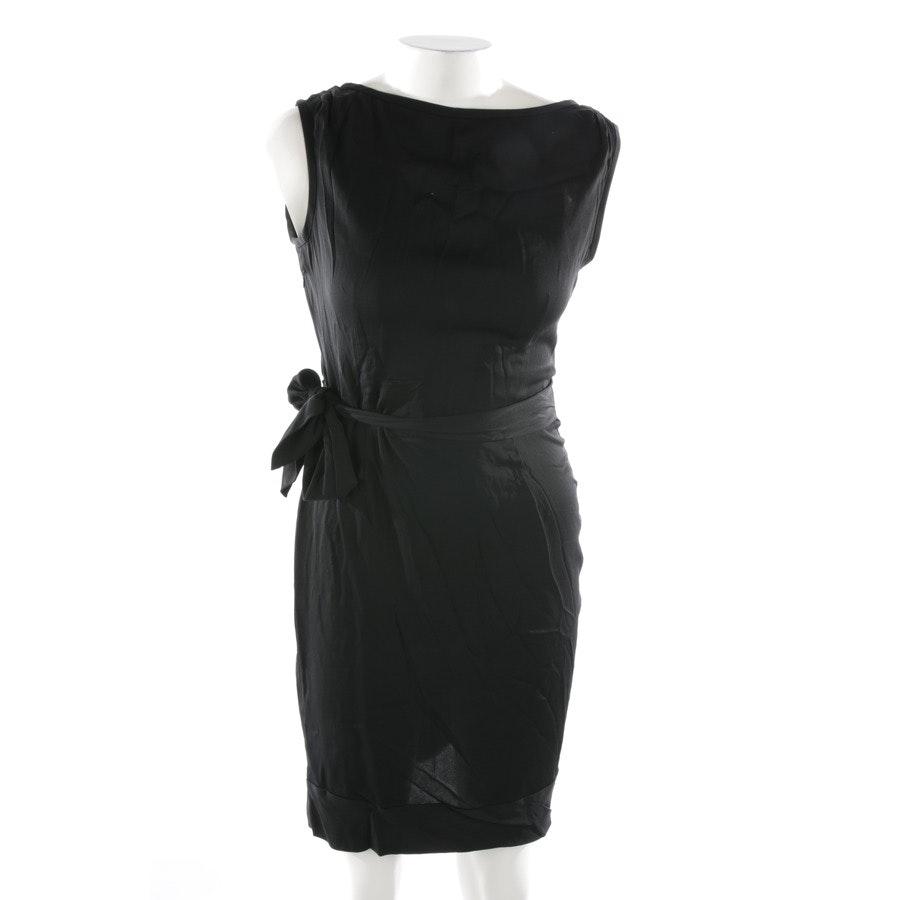 Kleid von Diane von Furstenberg in Schwarz Gr. 38 US 8